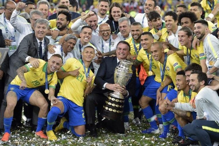 Resmi Perhelatan Piala Copa Amerika 2021 Dilaksanakan di Brazil