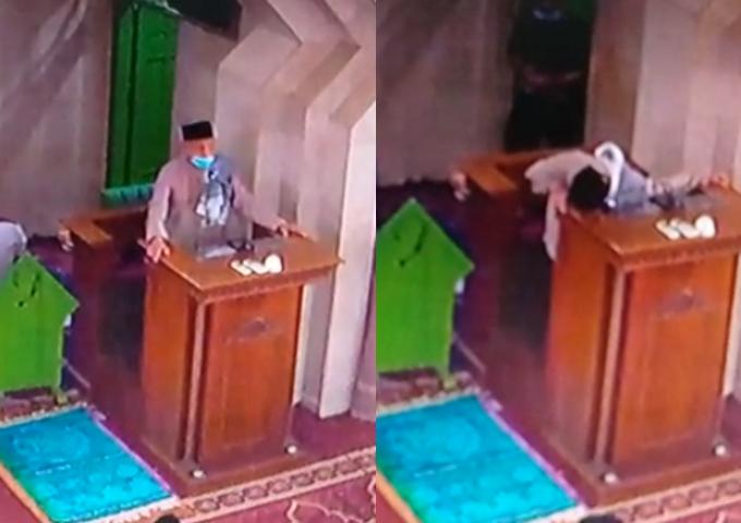 Dosen UIN Alauddin Makassar Meninggal Saat Sedang Ceramah Kultum di Masjid