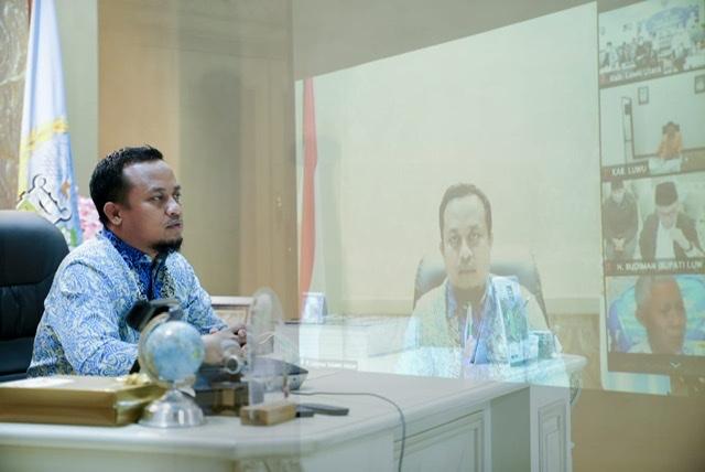 Ikuti Halal Bihalal Bersama Kerukunan Keluarga Luwu Raya, Plt Gubernur Sulsel Tegaskan Luwu Raya Jadi Proyeksi Pembangunan di Sulsel