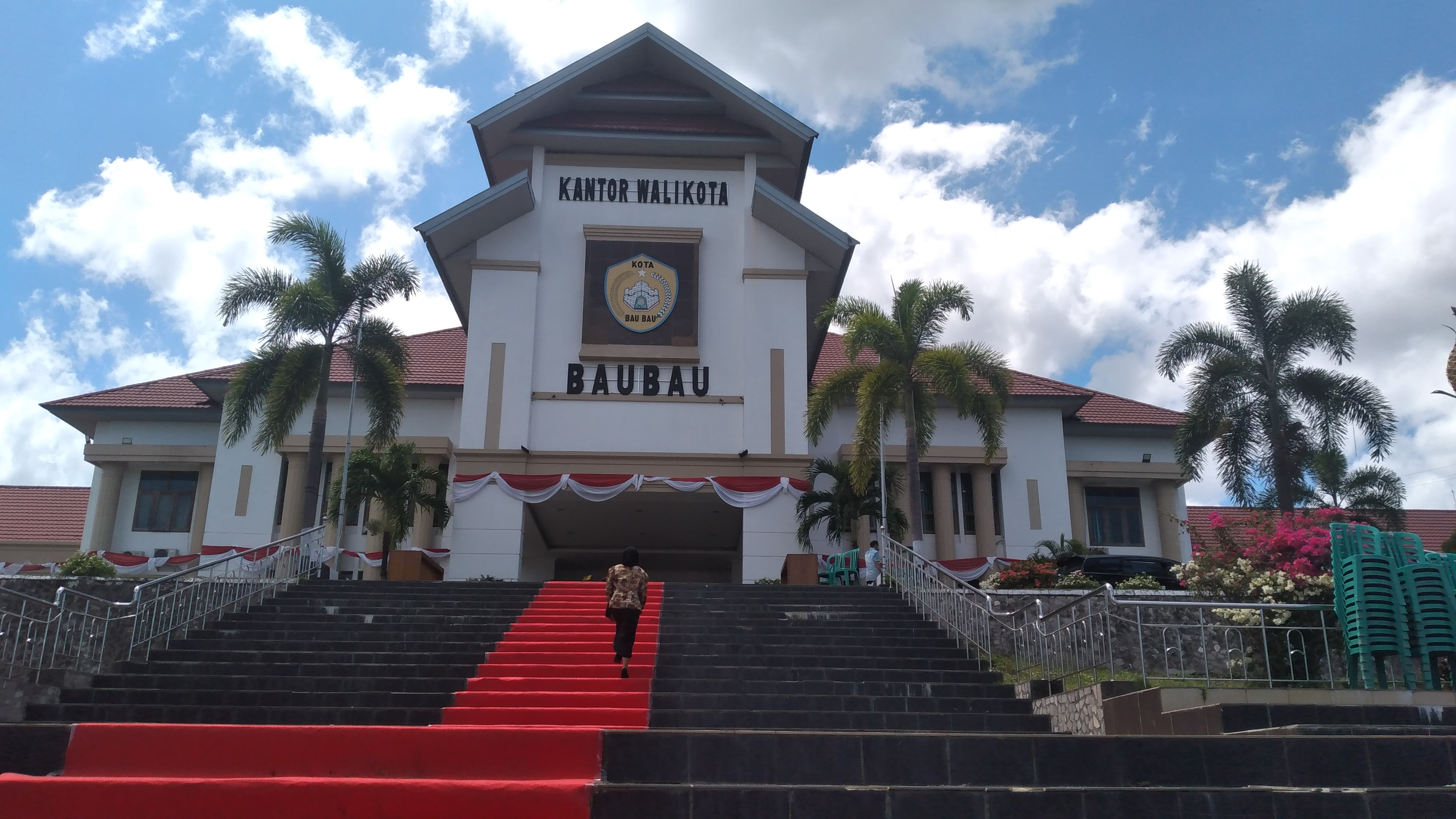 Kota Baubau Wakili Sultra Penilaian Kota Sehat Tingkat Nasional 2021