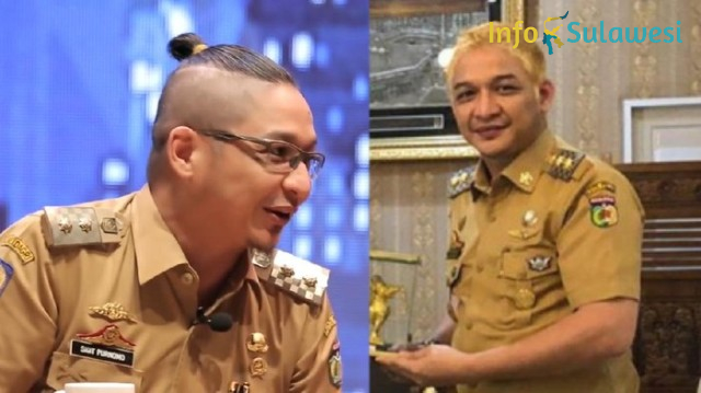 Rambut Wakil Walikota Palu Pirang, Ini Tanggapan Kemendagri