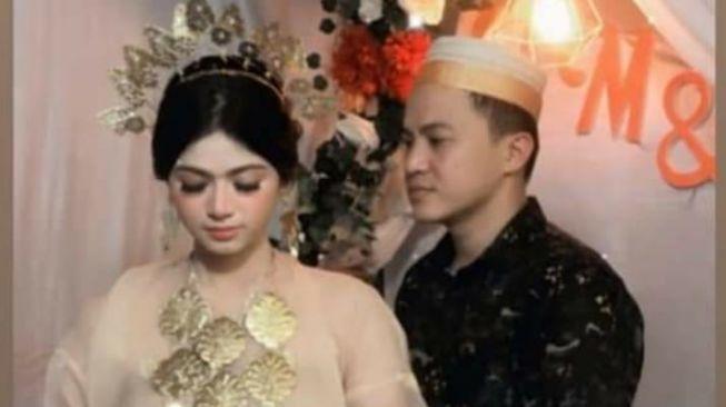Ini Sosok Suami Model Seksi Asal Makassar, Dengan Uang Mahar Rp 1,7 Miliar