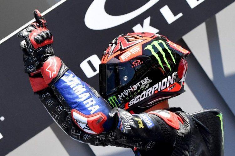 Dominasi Ducati Dipatahkan Fabio Quartararo Monster Energy Yamaha Setelah Juara GP Italia