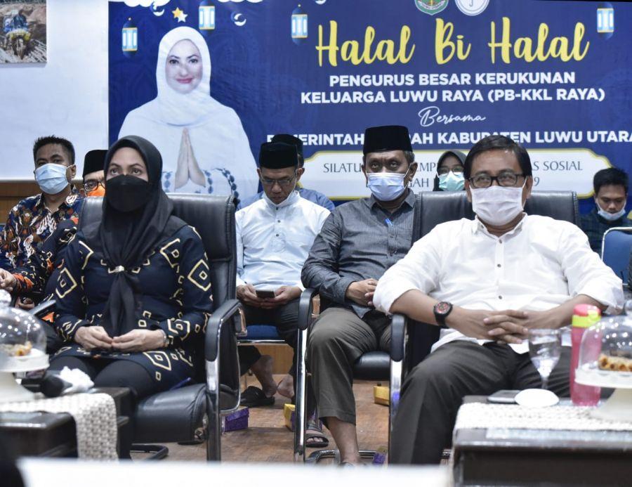 KKL Raya Dukung Penuh 4 Kepala Daerah se-Tana Luwu Wujudkan Masyarakat Sejahtera