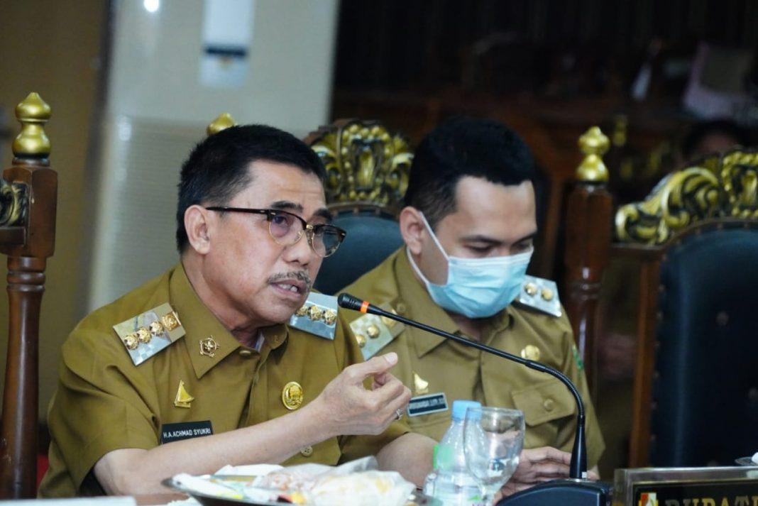Sosialisasi Ombudsman Penilaian KPPP Tahun 2021, Bupati Majene: Kami Komitmen Benahi Pelayanan Publik