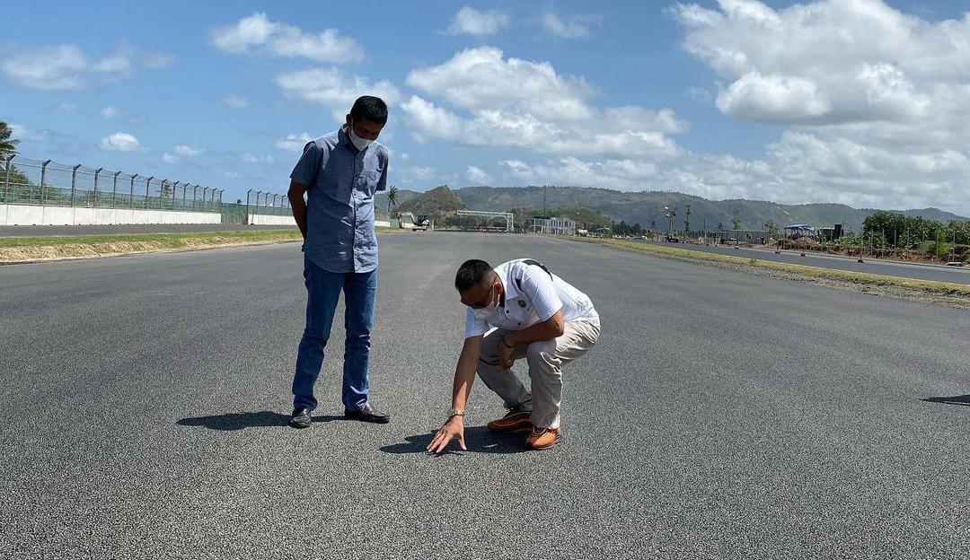 Kunjungan Kerja ke Sirkuit Mandalika, Bukti Keseriusan Pemkot Palopo Bangun Arena Road Race