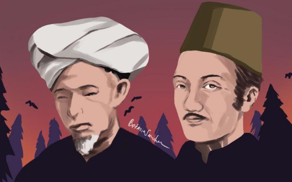 Hikayat Dua Pujangga Melayu