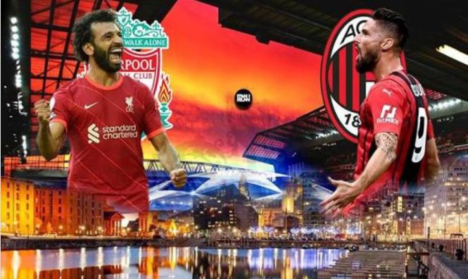 Duel Pembuka di Grup Neraka Liga Champions, Liverpool Vs Milan