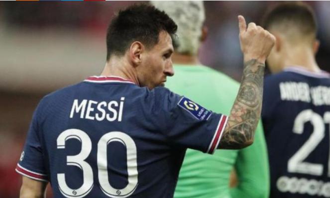 Messi Belum 100 Persen Melupakan Barcelona
