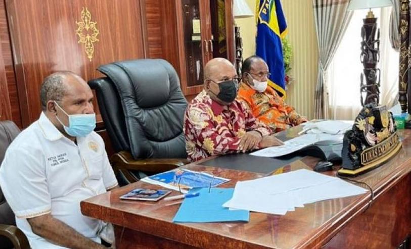 Gubernur Papua: Penonton PON XX 2021 Harus Sudah Divaksin
