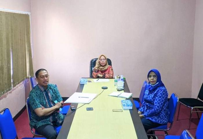 Diskominfo Provinsi Sulteng Gelar Rakor bersama Kadis Kominfo Kabupaten/Kota