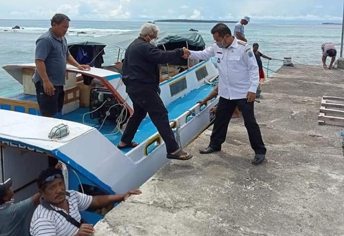 BPK RI Audit Pengembangan Wisata di Nanusa, Kep. Talaud