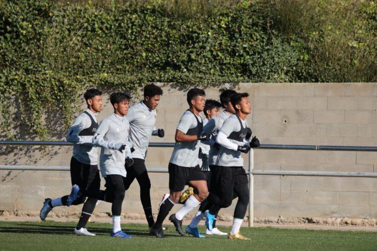 Jadwal Uji Coba Timas U-19 Mundur, Pelatih Kepala Shin Tae-yong Tiba di Spanyol