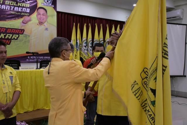 Taufan Pawe Sebut Meyzra Farid Arman Layak Jadi Bupati Bantaeng
