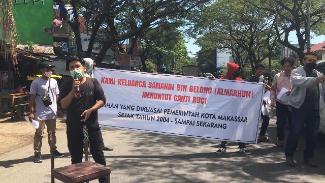 Ahli Waris Tuntut Tanahnya di Aroepala Segara Dibayar dan Desak Pemkot Makassar Agar Cepat Bergerak