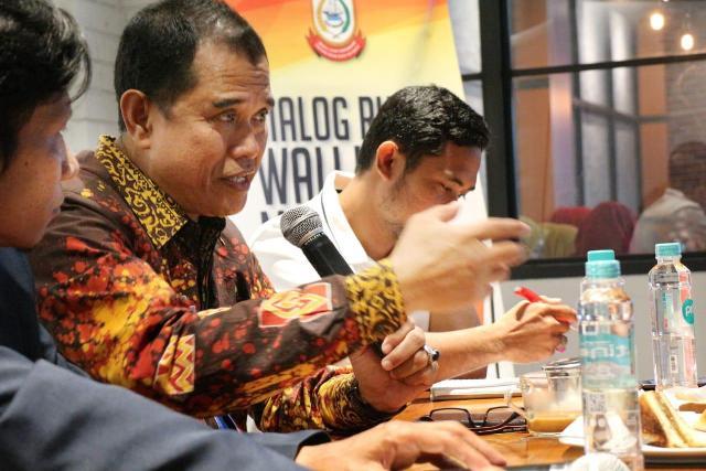 Ismail Hajiali Tinggalkan Jabatan Kepala Diskominfo Kota Makassar dan beralih ke Dosen