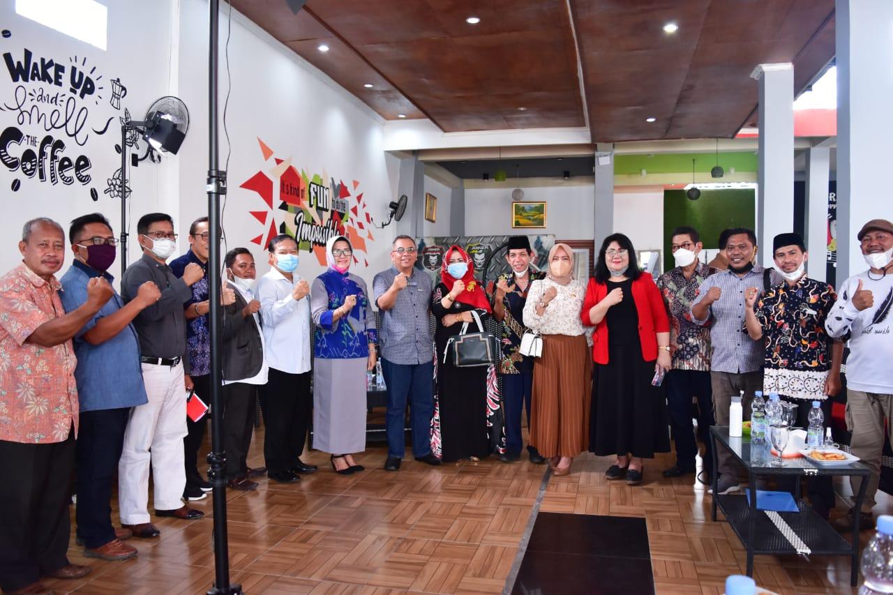 Diskominfo Sulteng Gelar Dialog Interaktif Bersama Calon Komisi Informasi 2021-2022