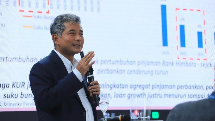 BRI Group Gelar Economic Forum 2021, Bedah Prospek Ekonomi RI