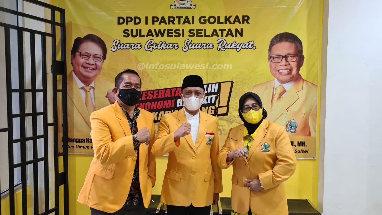 Golkar Sulsel Gelar Uji Kelayakan untuk Balon Ketua DPD II Palopo, Tator, dan Bantaeng