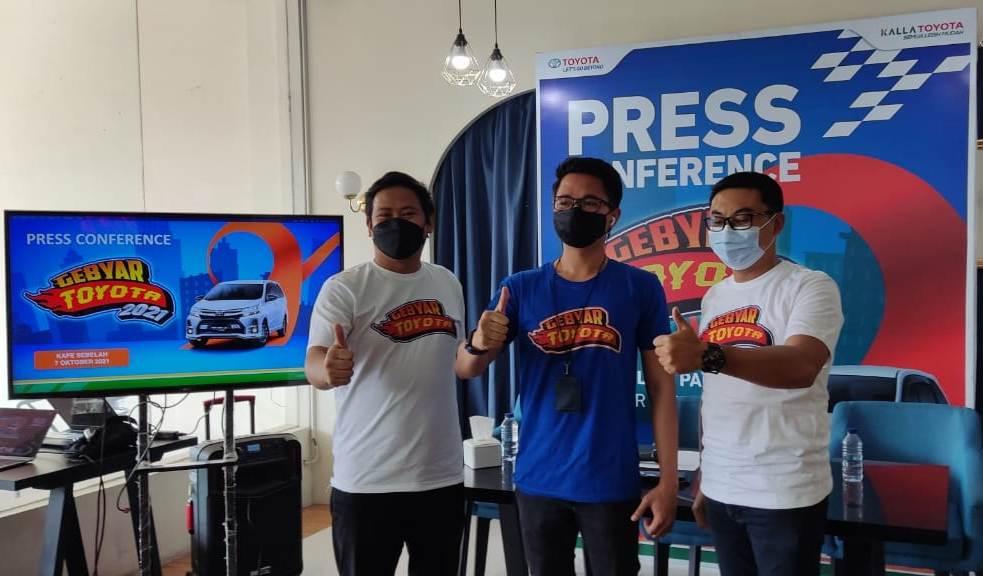 Gebyar Toyota 2021, 16 Juta Rupiah Toyota Avanza  Dapat Dibawa Pulang