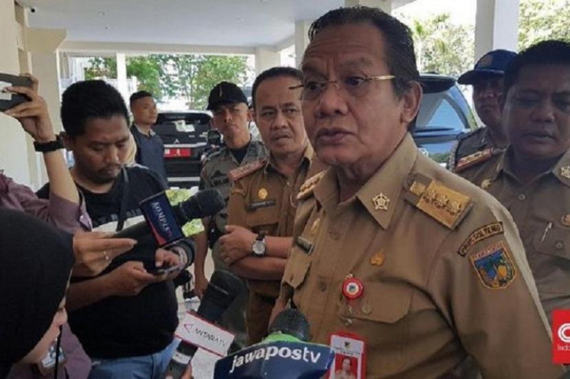Habis Masa Jabatan Mantan Gubernur dan Wagub Sulteng Kembalikan Aset Daerah