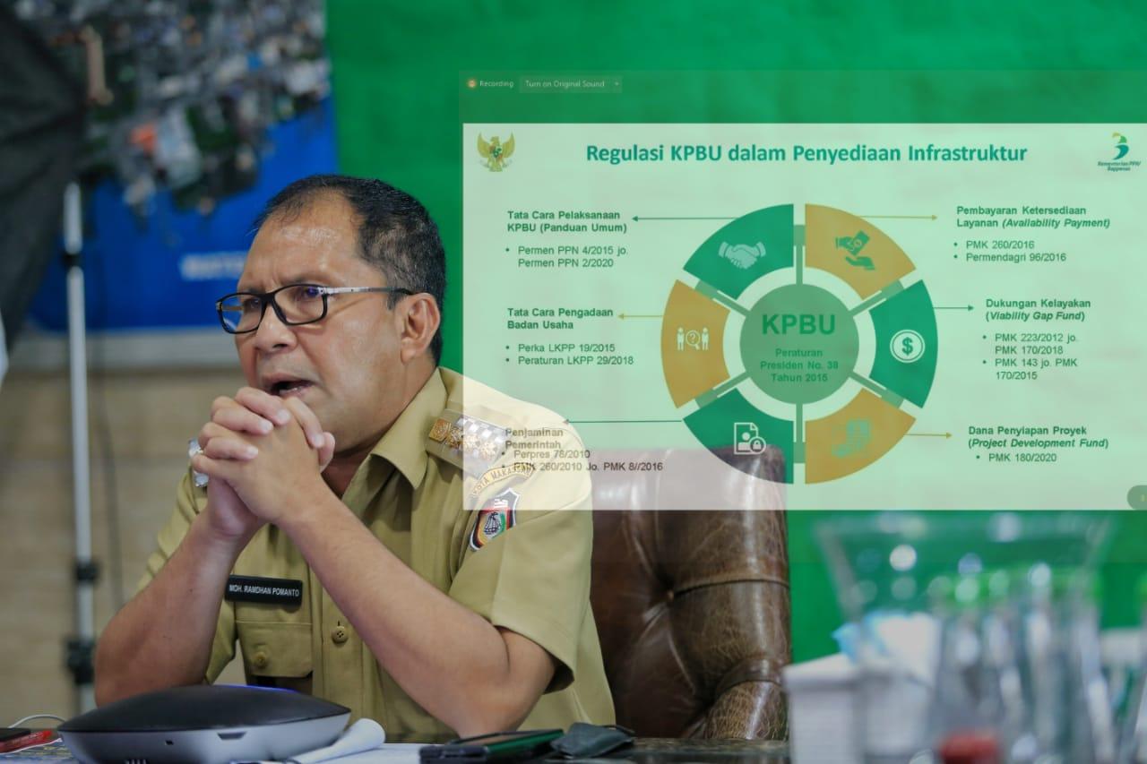 Investasi Pengelolaan Sampah Lewat PLTSa di TPA Antang Disambut Baik Pemkot Makassar