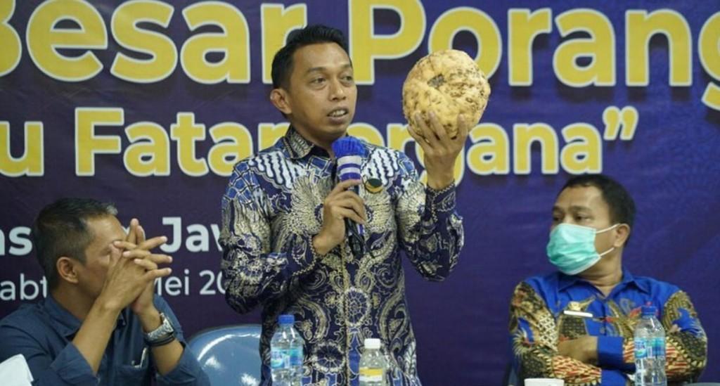 Mantap.. Wakil Ketua DPRD Sulsel, Syaharuddin Alrif Diangkat Jadi Ketua Umum PEPKI