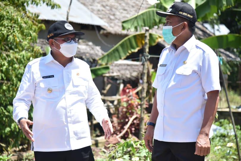 Pemkot Gorontalo Kirim Bantuan Untuk Masyarakat Terdampak Banjir di Kab. Boalemo
