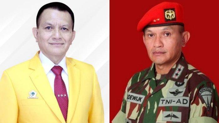 Lodewijk F Paulus Jadi Wakil Ketua DPR-RI Gantikan Azis Syamsuddin