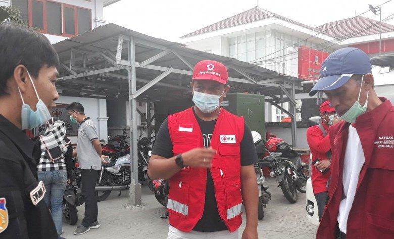 Antisipasi Bencana PMI Sulteng Bentuk Relawan Tangguh