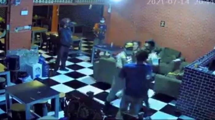Viral Video Oknum Satpol PP Gowa, Sulsel Razia PPKM Pukul Ibu Hamil