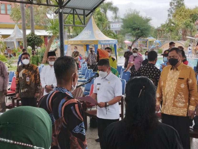 Pembinaan Ideologi Pancasila oleh BPIP Mendapat Apresiasi Pemkot Palu
