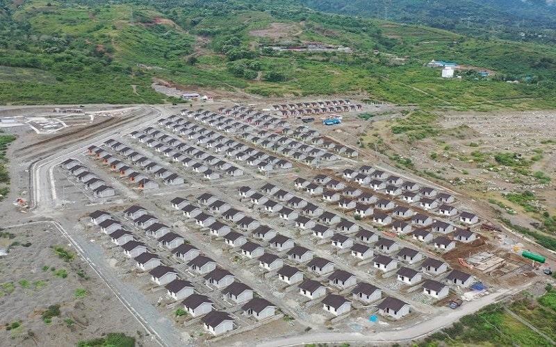108  Unit Hunian Tetap Tahap I untuk Korban Gempa, Tsunami  dan Likuifaksi Palu Bisa Segera Dihuni